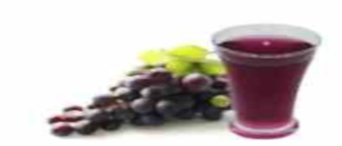 grape juice diet and weight loss