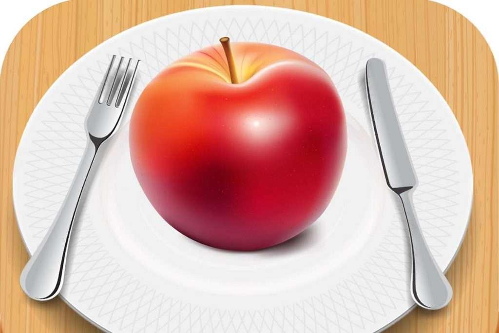 Apple diet - minus 10 kg