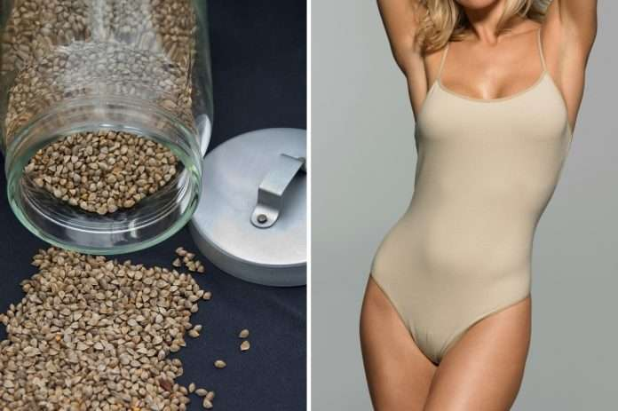 Buckwheat diet for weight loss on 7 days