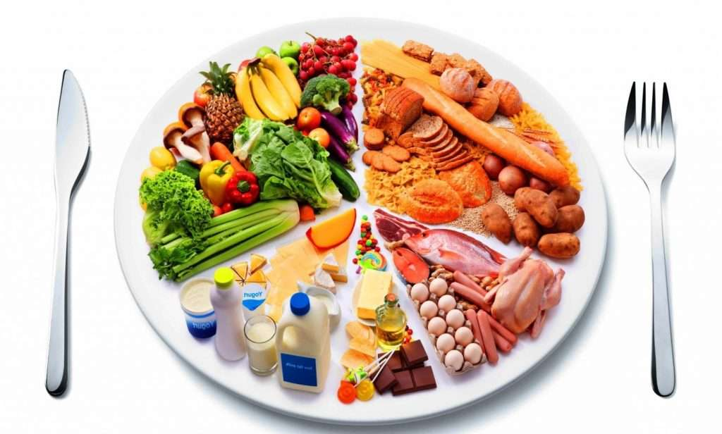 Diet for cirrhosis and diabetes