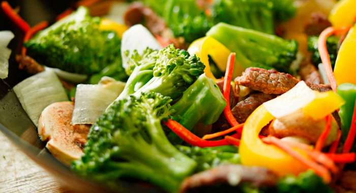 Diet for hepatitis C - menu for the week with recipes