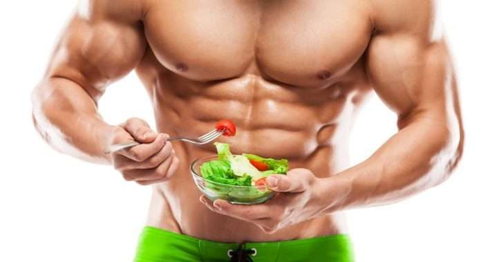 Diet for weight gain for women and men