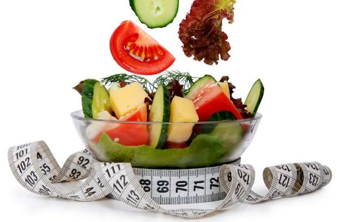 Diet without meat for weight loss