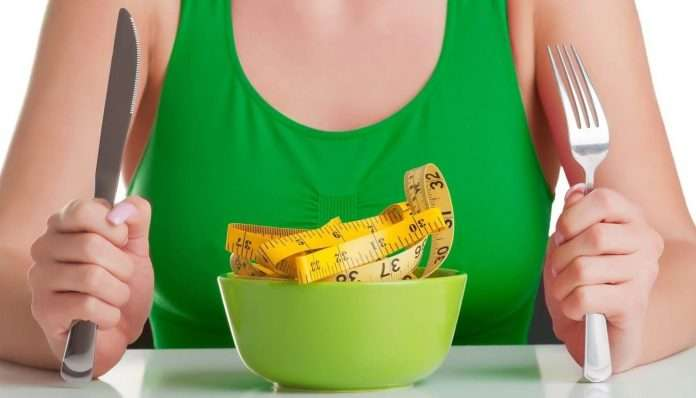 Express diet for weight loss at 3 kg for 3 days