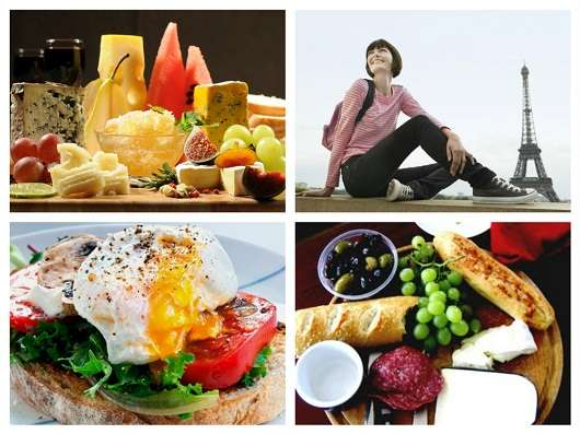 French diet: menus, recipes
