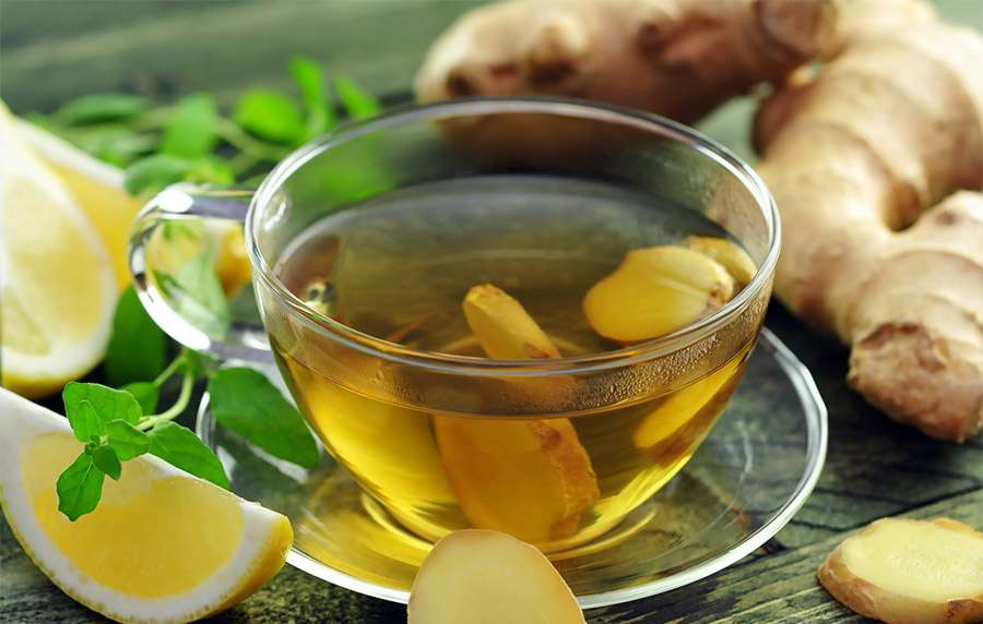 Ginger for weight loss - recipes for the best drinks