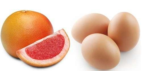 Grapefruit Diet