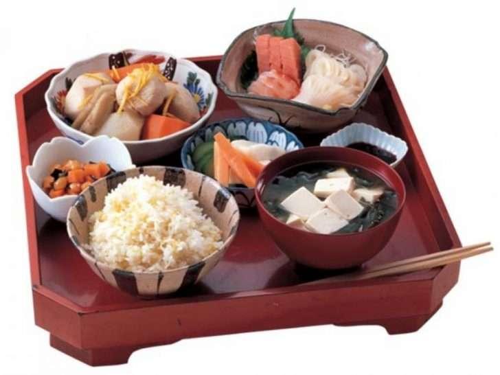 14 day japanese diet