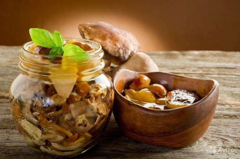 Mushroom diet for weight loss